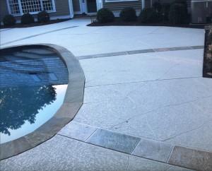 League City, TX Houston Pool Deck Designs