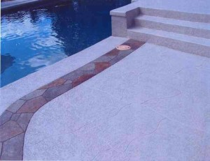 Outdoor Pool Decks