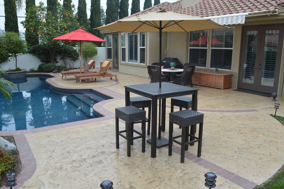 pool deck renovation