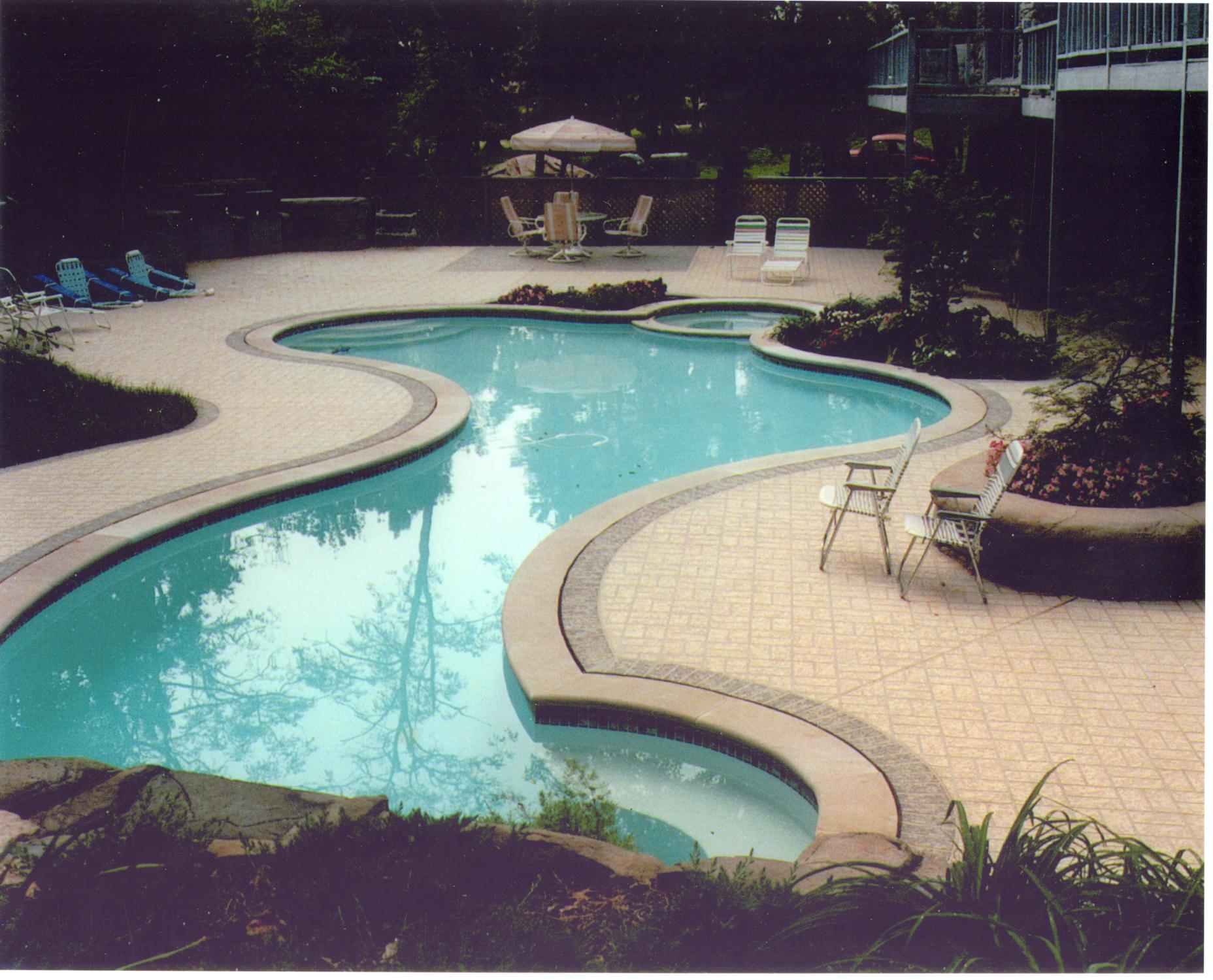 Pool Deck Resurfacing Experts In Conroe TX 281 407 0779